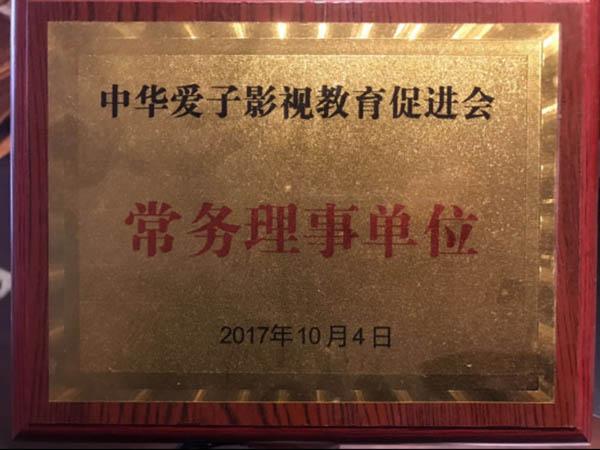 中华爱子影视教育促进会